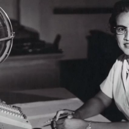Let's not forget about Katherine Johnson, human computer